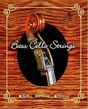 Upright Double Bass Strings (Set) in 3/4 Size