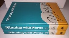 Winning With Words How to Write Speak Effectively Stage Fright ~ Novelist & More