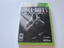 Call of Duty Black Ops 2 II Xbox 360 with Zombies Game Halloween fun!