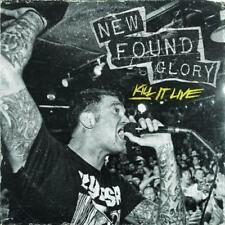 New Found Glory - Kill It Live (NEW CD)