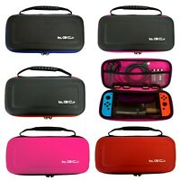 Nintendo Switch Pro Lite Console Joy Con controller Game Cards Carry Case Bag