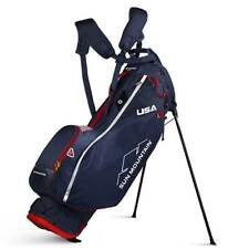 New 2020 Sun Mountain 2.5+ 14-Way Stand Bag (Navy / White / Red)