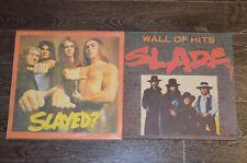 slade ( slayed - wall of hits ) 2 lp vinyl russia