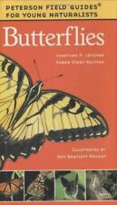 Young Naturalist Guide to Butterflies, Peterson, Virginia Marie, Latimer, Jonath