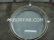 WVO DRUM FILTER USED COOKING OIL BASKET BIODIESEL FILTER VEG OIL STRAINER 177MIC