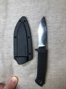 Cold Steel Pendleton Mini Hunter! Extremely RARE Knife! Near Impossible To Find!