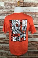 Oregon State University Beavers Star Wars Champion LARGE Orange T-Shirt NWT