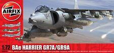 AIRFIX BAe Harrier gr.7a gr.9a 3 VERSIONI Herrick & RAF 1:72 model-bausatz KIT
