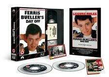 Ferris bueller's day off VHS Blu Ray edition