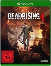 Dead Rising 4 (XBox One) NEU & ORIGINAL EINGESCHWEIßT, Deutsche Uncut-Version !!