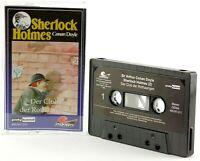 Sherlock Holmes  2 Der Club der Rothaarigen   Hörspiel MC Maritim  schwarz