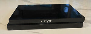 TiVo Edge for Cable with LIFETIME SERVICE + 2 TiVo Lux Extenders