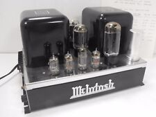 McIntosh MC30 Vintage Tube Power Audio Amplifier Monoblack Serial Number 19493