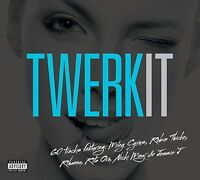 Twerk It 2013 3-CD Compilation Digipak Neuf / Scellé Lady Gaga Miley Cyrus