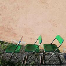 Plia Giancarlo Piretti Anonima Castelli 1960s Folding Chair Vintage Design