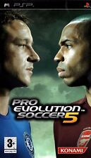 Pro Evolution Soccer 5 (PSP) - Free Postage - UK Seller