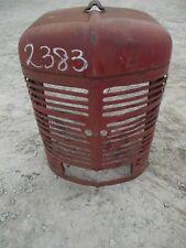 Farmall M Ih Tractor Front Nose Cone Grill Radiator Cover Ihc