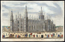 Antique Master Print-CATHEDRAL-MILAN-ca. 1750
