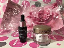 Lancome Absolue Premium Bx Absolute day Cream & Genifique Serum ~ lot of two