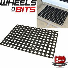 Rubber Ring Entrance Mat Heavy Duty Non Slip Doormats Industrial Workplace Home