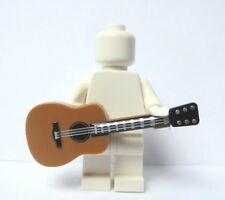 Lego 1 Acoustic Guitar Music Band Series Mariachi        Minifigure Not Included