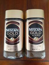 2 X Nescafe Gold Blend Coffee 200g Each