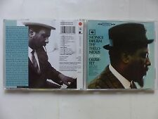 CD ALBUM THELONIOUS MONK Monk 's dream CK 63536