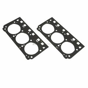 "ZZPerformance 5 Layer Metal Head Gaskets GM 3.8 3800 Series II 0.063"" L67 L36"