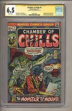 Chamber of Chills #2 (CGC Signature Series 6.5) Frank Brunner; 1973 (c#27663)