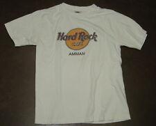 HARD ROCK CAFE AMMAN JORDAN HRC CITY T-SHIRT TSHIRT