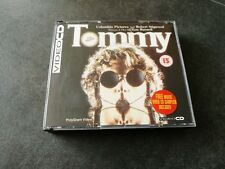 PHILIPS CDI THE WHO TOMMY CD-I MAGNAVOX VIDEO CD 3-CDI ROGER DALTREY
