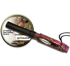 Illusion Extinguisher doe fawn buck deer call Pink Camo Authorized Dealer #743