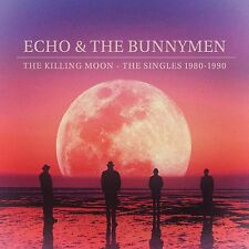 ECHO & THE BUNNYMEN KILLING MOON: THE SINGLES 1980-1990 CD (June 30th 2017)