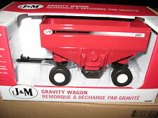 1/32 J&M 680 red gravity wagon by Ertl, New in box very nice CLEARANCE PRICED