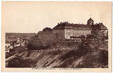 CPA 70 - CHAMPLITTE (Haute Saône) - Le Château et Remparts - Ed. C. Lardier
