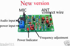 76-110MHz 30M FM Radio Transmitter DIY MP3 Audio Wireless Transmitter Module