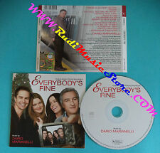 CD Dario Marianelli Everybody's Fine VSD 6999 SOUNDTRACK no lp mc dvd vhs(OST2)
