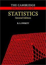 The Cambridge Dictionary of Statistics-ExLibrary