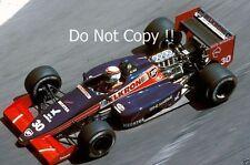 Philippe Alliot Larrousse LC87 Monaco Grand Prix 1987 Photograph