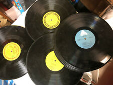 Mixed Lot / Stack of 28 Vintage 33 rpm Records.  FAST S&H