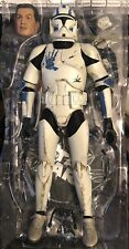 "Sideshow Star Wars Clone Troopers Echo and Fives Phase I Armor 12"" 1/6 Scale"