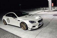 BMW F06/F12 FULL WIDE BODY KIT 650I 640I M6 640 650 GRAN COUPE WIDEBODY GRAND