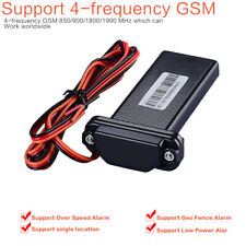 Realtime GPS GPRS GSM Tracker For Car/Vehicle/Motorcycle Spy Tracking Device E1
