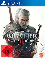 PS4 Spiel: The Witcher 3:Wild Hunt (Sony PlayStation 4, 2015)