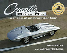 Corvette Sting Ray: Genesis of an American Icon (Hard Cover)