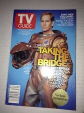 Tv Guide Magazine Scott Bakula Star Trek August 25-31 2001 033017NONRH