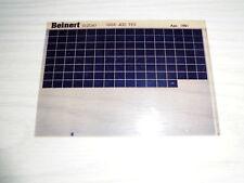 Suzuki GSX 400 FEX_1981 Microfilm Catalogo ricambi Pezzo di Listello