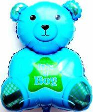 XL Helium diapositives ballon Ours Coeur Bébé Fête Fille Naissance Shower cadeau