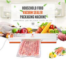 TINTON LIFE 220v/110v Maquina Selladora Bolsa para Alimentos al Vacio del Hogar