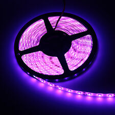 5M 16FT SMD 3528 Pink Purple Romantic Flexible 300 LEDs Strip Light DC 12V